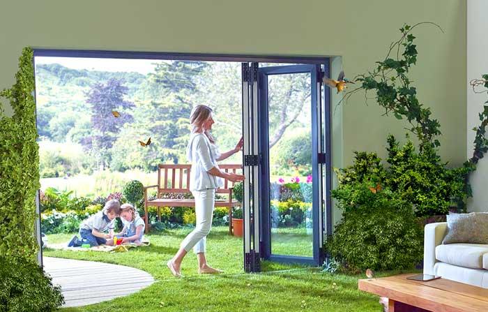 UPVC Bi-Fold Doors Hinckley Nuneaton