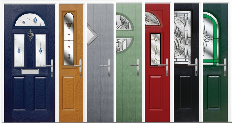 composite-door Range