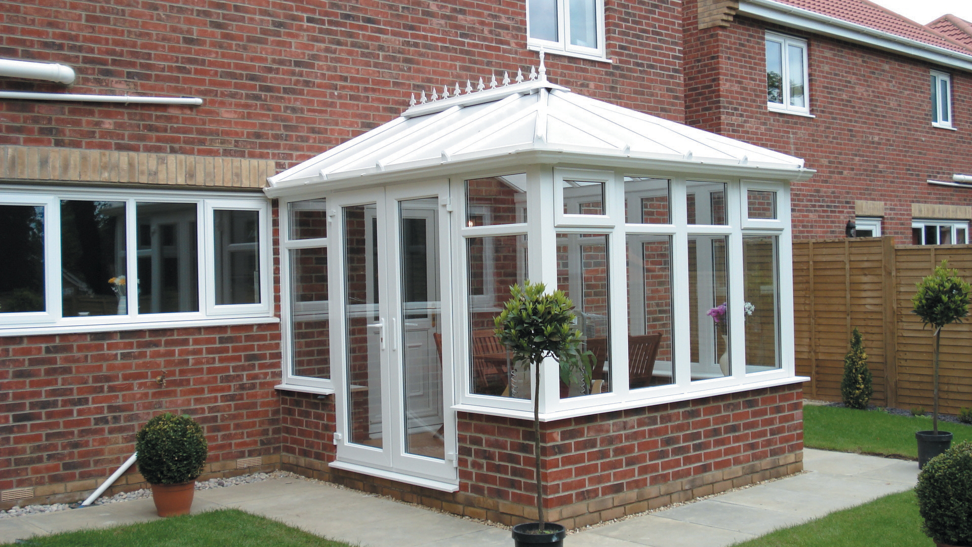 Edwardian Conservatory Hinckley M Amp A Home Improvements