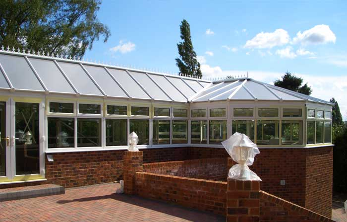 P Shaped Conservatories Hinckley Nuneaton