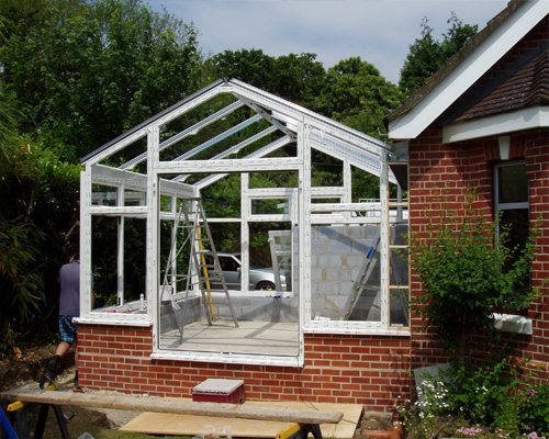Gable End Conservatory Nuneaton