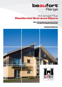 AluK aluminium residential doors