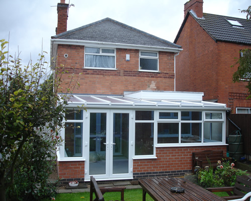 Lean To Conservatory Hinckley Nuneaton