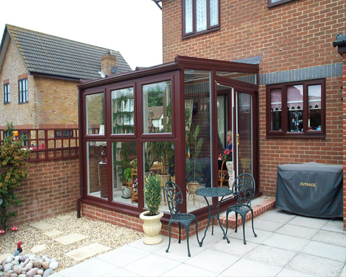 Lean To Conservatory Hinckley M Amp A Home Improvements