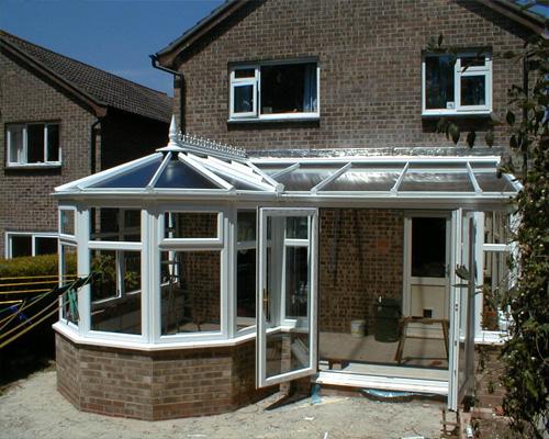 P Shaped Conservatory Hinckley M A Home Improvements